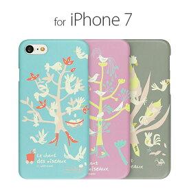 お取り寄せ iPhone8 iPhone7 ケース Happymori Bird Tree ハッピーモリ バードツリー アイフォン カバー