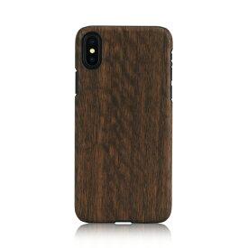 iPhone XS Max ケース 天然木 Man&Wood Koala(マンアンドウッド コアラ)アイフォン カバー 木製 お取り寄せ