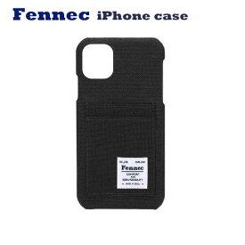 iPhone11 ケース iPhone 11 ケース フェネック Fennec ケース 韓国 カードケース コーデュラ ポケット付きケース C&S iPHONE 11 CARD CASE お取り寄せ