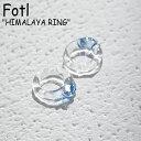 フォトゥル リング 指輪 Fotl メンズ レディース HIMALAYA RING ヒマラヤ CLEAR クリア 韓国アクセサリー 186 ACC