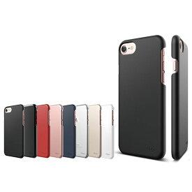 お取り寄せ iPhone SE ケース 第2世代 iPhone8 ケース iPhone7 ケース カバー iPhone8/7 Plus ケース カバー elago SLIM FIT 2 LEXAN ポリカーボネイト ハードケース 液晶保護フィルム セット 国内正規品 アイフォンSE ケース アイフォン8 ケース カバー