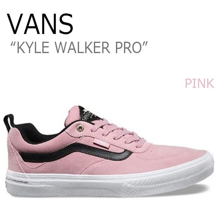 送料無料 バンズ スニーカー VANS メンズ カイル ウォーカー プロ KYLE WALKER PRO PINK ピンク VN0A2XSG2PT シューズ