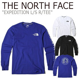ノースフェイス ロンT THE NORTH FACE メンズ EXPEDITION L/S R/TEE エクスペディション ロングスリーブT アンタークティカ 長袖 NT7TK00A/B/C ウェア 【中古】未使用品