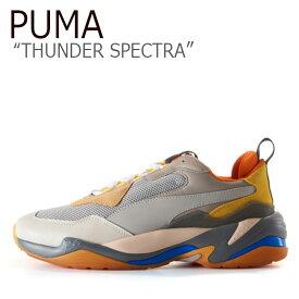 プーマ スニーカー PUMA メンズ レディース THUNDER SPECTRA サンダー スぺクトラ MULTI マルチ 36751602 PKI36751602 シューズ 【中古】未使用品
