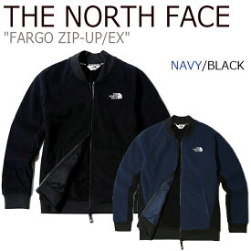ノースフェイス ジャケット THE NORTH FACE メンズ レディース FARGO ZIP-UP EX ファーゴ ジップアップ BOMBER EX ZIP UP ボンバージャケット NJ4FJ53J/K ブルゾン アウター ウェア 【中古】未使用品