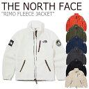 ノースフェイス フリース THE NORTH FACE メンズ レディース RIMO FLEECE JACKET リモ フリースジャケット IVORY ORAN…