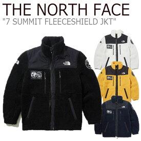ノースフェイス フリース THE NORTH FACE メンズ 7 SUMMIT FLEECESHIELD JKT セブンサミット フリースシールド ジャケット 全4色 NJ4FK71A/B/C/D ウェア 【中古】未使用品