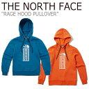 ノースフェイス パーカ THE NORTH FACE メンズ レディース RAGE HOOD PULLOVER レイジ...