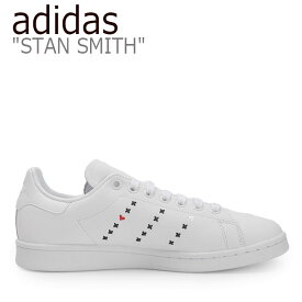 アディダス スタンスミス スニーカー adidas メンズ レディース STAN SMITH スタンスミス WHITE ホワイト EG5810 シューズ 【中古】未使用品