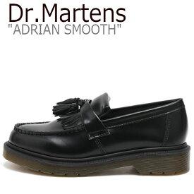 ドクターマーチン スニーカー Dr.Martens メンズ レディース ADRIAN SMOOTH エイドリアン スムース BLACK ブラック 24369001 シューズ 【中古】未使用品