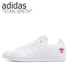 アディダス スタンスミス スニーカー adidas メンズ レディース STAN SMITH スタン スミス WHITE ホワイト FW6390 シューズ 【中古】未使用品