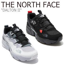 ノースフェイス スニーカー THE NORTH FACE メンズ レディース DALTON II ダルトン II BLACK ブラック WHITE ホワイト NS93L41J/K シューズ 【中古】未使用品