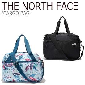 ノースフェイス ボストンバッグ THE NORTH FACE メンズ レディース CARGO BAG カーゴバッグ BLACK ブラック MINT ミント NN2FL13A/B バッグ 【中古】未使用品
