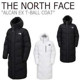 ノースフェイス 中綿ジャケット THE NORTH FACE メンズ レディース ALCAN EX T-BALL COAT アルカン EX ティーボール コート BLACK ブラック WHITE ホワイト NC3NL50J/K ウェア 【中古】未使用品