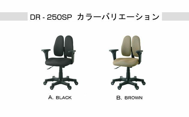 デュオレストオフィスチェアDR-250SP
