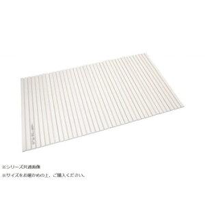 パール金属 シンプルピュア シャッター式風呂ふたW16 80×160cm アイボリー HB-3157【送料無料】