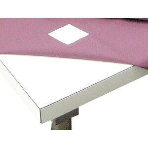 テーブルクロス用ズレ防止シール N-07 4×4cm 4枚入り【送料無料】