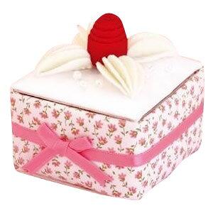 オリムパス 楽しいエコクラフトキット 牛乳パックでつくるマルチボックス ケーキ PA-666【送料無料】 メール便対応商品