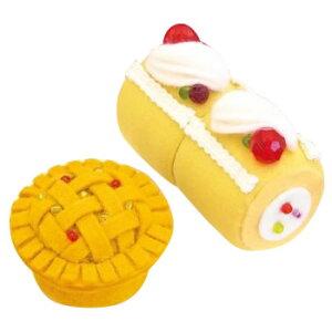 Olympus Sweetsマグネット PA-723 フルーツロールとアップルパイ【送料無料】