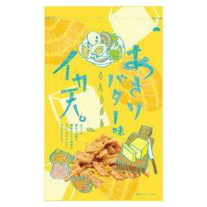 まるか食品 イカ天あさりバター味 75g(12×4)【送料無料】