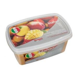 マッツォーニ 冷凍ピューレ マンゴー 1000g 6個セット 9403【送料無料】