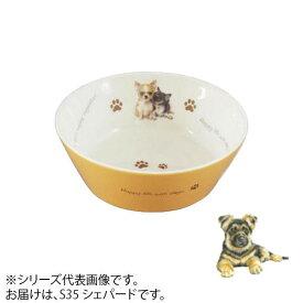 えさ皿 電子レンジ 犬わんコレ カラーフードボウル(小) シェパード new-fb4-S35【送料無料】