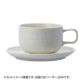 Luzerne Knit 14cm ソーサー Matt White KT1282114-MW【送料無料】