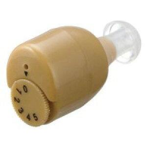 助聴器 会話 集音機YAZAWA ヤザワコーポレーション 耳の中に隠れて目立たない 小さな片耳集音器 SLV03BR【送料無料】 メール便対応商品