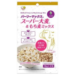 スーパー大麦&もち麦ミックス 6001931 ×40Pセット【送料無料】