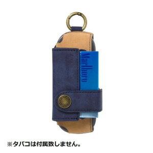 Style Natural アイコス3専用ケース iQ3-SMEVS07 ブルー【送料無料】