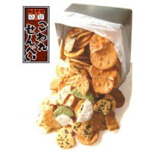 小分け お菓子 煎餅埼玉の名産☆おまかせこわれ草加せんべい 1kg【送料無料】