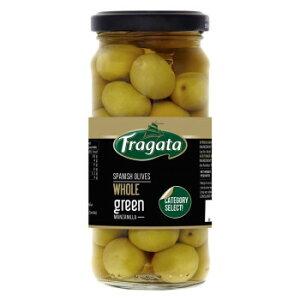 Fragata(フラガタ) グリーンオリーブ 種入り 142g×12個セット【送料無料】