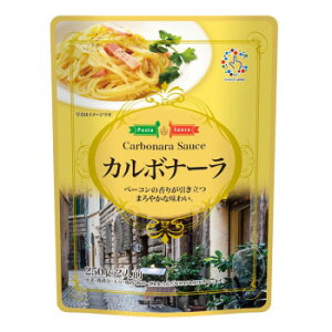 TOHO 桃宝食品 チョイスカルボナーラ 250g×20個入り【送料無料】