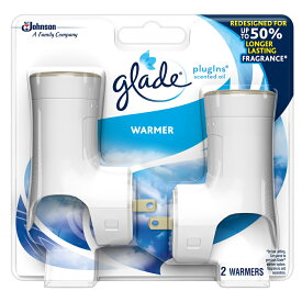 送料無料 glade pluginns Scented Oil Warmer本体 2個入り グレード オイルウォーマー本体 プラグイン アメリカ 芳香剤 #Air Wick