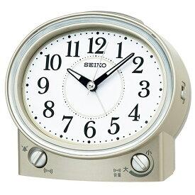 SEIKO(セイコー) 目覚まし時計 クォーツ時計 アナログ スタンダード KR892G
