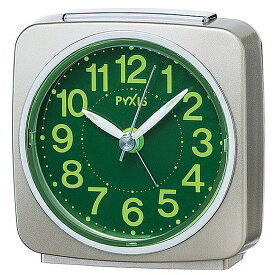SEIKO(セイコー) 目覚まし時計 クォーツ時計 アナログ スタンダード NR440G