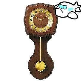 【ポイントアップ中&割引クーポン配布中】AMS 掛け時計 振り子時計 アナログ アンティーク ドイツ製 AMS5162-1 納期1ヶ月程度 (YM-AMS5162-1)