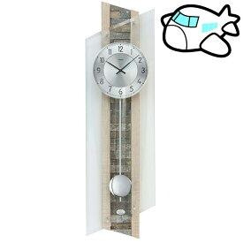 【ポイントアップ中&割引クーポン配布中】AMS 掛け時計 振り子時計 アナログ おしゃれ ドイツ製 AMS5224 納期1ヶ月程度 (YM-AMS5224)