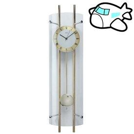【ポイントアップ中&割引クーポン配布中】AMS 掛け時計 振り子時計 アナログ ゴールド ドイツ製 AMS5227 納期1ヶ月程度 (YM-AMS5227)