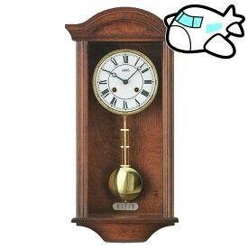 【ポイントアップ中&割引クーポン配布中】AMS 掛け時計 振り子時計 アナログ おしゃれ 機械式 ドイツ製 AMS614-1 納期1ヶ月程度 (YM-AMS614-1)