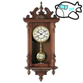 【ポイントアップ中&割引クーポン配布中】AMS 掛け時計 振り子時計 機械式振り子時計 アナログ おしゃれ ドイツ製 AMS617-1 納期1ヶ月程度 (YM-AMS617-1)