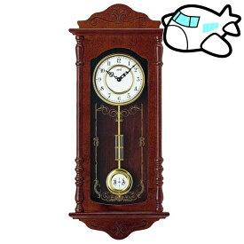 【ポイントアップ中&割引クーポン配布中】AMS 掛け時計 振り子時計 アンティーク ドイツ製 AMS7013-1 納期1ヶ月程度 (YM-AMS7013-1)