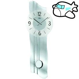 【ポイントアップ中&割引クーポン配布中】AMS 掛け時計 振り子時計 アナログ おしゃれ ドイツ製 AMS7239 納期1ヶ月程度 (YM-AMS7239)
