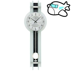【ポイントアップ中&割引クーポン配布中】AMS 掛け時計 振り子時計 アナログ おしゃれ ドイツ製 AMS7250 納期1ヶ月程度 (YM-AMS7250)