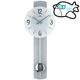 【ポイントアップ中&割引クーポン配布中】AMS 掛け時計 振り子時計 アナログ おしゃれ ドイツ製 AMS7275 納期1ヶ月程度 (YM-AMS7275)