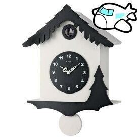 【ポイントアップ中&割引クーポン配布中】AMS 掛け時計 振り子時計 鳩時計 ハト ドイツ製 AMS7391 納期1ヶ月程度 (YM-AMS7391)