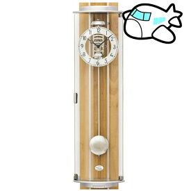 【ポイントアップ中&割引クーポン配布中】AMS 掛け時計 振り子時計 アナログ 機械式 ドイツ製 AMS2715-18 納期1ヶ月程度 (YM-AMS2715-18)