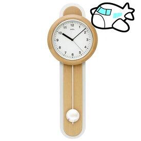 【ポイントアップ中&割引クーポン配布中】AMS 掛け時計 振り子時計 木製 アナログ ドイツ製 AMS5275-18 納期1ヶ月程度 (YM-AMS5275-18)