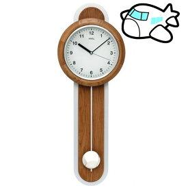 【ポイントアップ中&割引クーポン配布中】AMS 掛け時計 振り子時計 アナログ ドイツ製 AM5275 納期1ヶ月程度 (YM-AMS5275)
