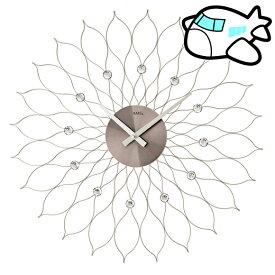 ドイツ 掛け時計 AMS 50cm 大型 納期1ヶ月程度 (YM-AMS9608)